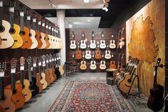 Akustik-Gitarren bei Session Music in Walldorf #Konzertgitarren