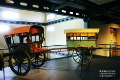 This gracefully decorated Bullock Cart belongs to the 19th century!  #HTM #BullockCart #Vintagetransport