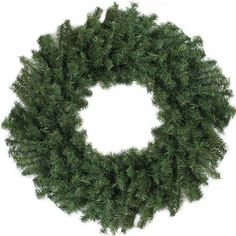 "The Holiday Aisle Canadian Pine Artificial Christmas 18"" Wreath Size: 36"" H x 36"" W x 6"" D"