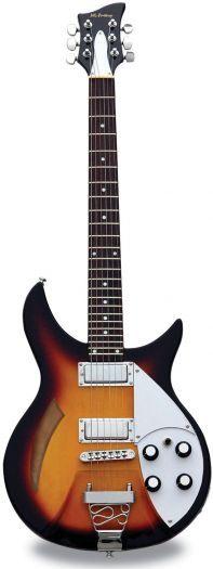 ML-Factory Guitar Kit MLR Hollowbody