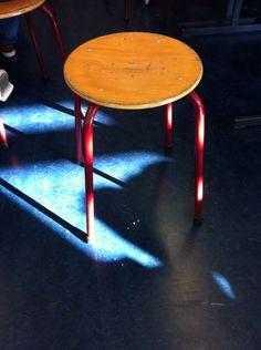 Structuur kunstmatig 5 stoel