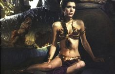 Carrie Fisher as Princess Leia Organa in Stars Wars - The 15 Hottest Damsels In Distress In Movies | Complex