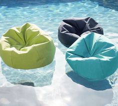 Floating bean bags: http://www.stylemepretty.com/living/2015/05/23/host-the-best-pool-party-ever/