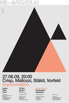 LaborGras Poster-Series — Neubau