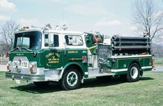 ◆Clover Hill, PA FD Mack CF Pumper◆
