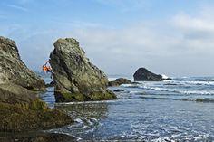 Moonstone Beach, Humboldt Ca