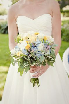 This Rockford wedding by Turner Creative Photography is packing some serious charm.  From the gorgeous garden-inspired stationery suite that the graphic designer bride created herself to the darling yellow and blue country club reception, every inch of it is super sweet and loaded with perfect summer details.  I'm going to spend the morning day-dreaming of summer in […]