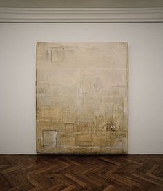 Lawrence Carroll - Wikipedia, the free encyclopedia Lawrence Carroll, Pablo Picasso, People Art, Texture Painting, Minimalist Art, Art Studios, Painting Inspiration, Creative Art, Abstract Art