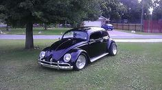 vw bug custom chop top