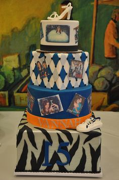 $25. #Quinceanera Cake    Like, repin, share!  Thanks!    Visit http://15sphere.com/