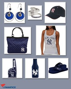 New York Yankees Outfit   I want it...