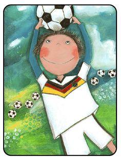 Unterrichtsmaterial Deutsch Schreibanlass Fussball