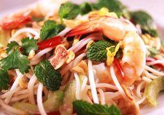 Rice Vermicelli Salad   1mrecipes