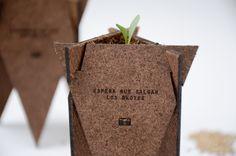 Germinador by Trinidad Gana and Andro Yurac  #design #nature #gardening #packaging