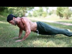 How To: Push-Ups For Beginners - YouTube