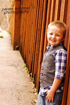 Gil - 5 years | Timbermine Restaurant - Ogden, Utah | Never Summer Photography