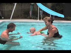 Learn to Swim with Miss Bea - Introduction - How to teach your baby how . Learn to Swim with Miss Baby Swimming Lessons, Toddler Swimming, Swim Lessons, Teach Baby To Swim, Learn To Swim, Swimming Pictures, Teaching Babies, Small Baby, Child Life