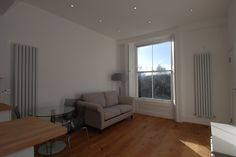 A newly refurbished one bedroom flat to rent in Paddington, W2 for £425 per week. The second floor apartment comprises of a bright reception room with high ceilings and a modern fitted kitchen complete with brand new appliances, double bedroom with fitted wardrobes and a stunning bathroom with walk-in shower.