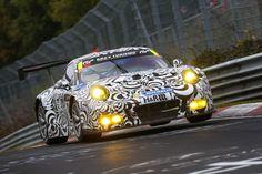 VLN9: Erfolgreicher Testeinsatz für neuen Porsche 911 GT3 R auf der Nordschleife