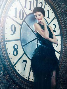 Show Time/ Schon by Sandrine Dulermo Michael Labica, via Behance