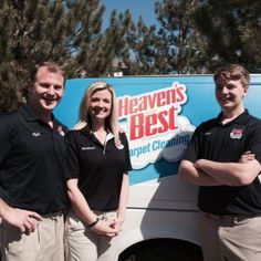Rick and Suzanne Caldwell Heaven's Best Carpet Cleaning - Boulder, CO