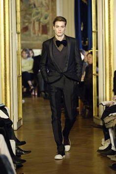 Lanvin Fall 2006 Menswear