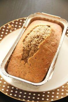 紅茶のふわふわパウンドケーキ