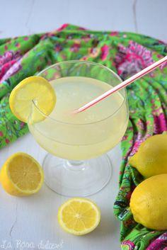Limonada sin azúcar