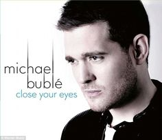 It's Michael......  Michael Buble . Apparently his new song 'Close Your Eyes' was written for his lucky and very gorgeous, pregnant wife Luisana !