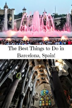 The Best Things to Do in Barcelona - Travelerette