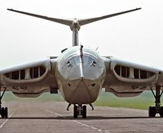 Handley Page Victor A really unique looking aircraft.