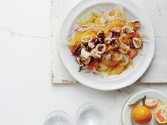 Fennel and Citrus Sa