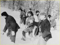Source: Infodjatlov  Scarier than Fiction  The Dyatlov Pass is located in the Ural Mountains of Western Russia.  On February 2, 1959, 9 experienced ski hikers died under extremely strange and somewhat frightening circumstances.   #Russia #BorisYeltsin #DyatlovPassincident #Hiking #KholatSyakhl #UralMountains #UralStateTechnicalUniversity #YuriYudin
