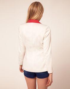 Aliexpress.com: Comprar 2015 nueva moda para mujer hechizo Color de la chaqueta chaqueta chaqueta delgada OL 8526 de chaqueta de vuelo fiable proveedores en Andy's Fashion Shopping Mall
