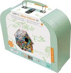 Little Experience knutselkoffer Birdhouse