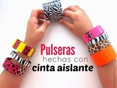 pulseras-hechas-con-cinta-aislante
