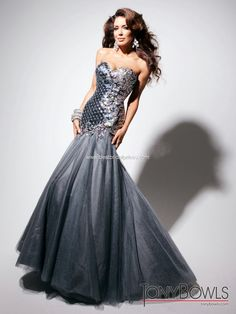 Tony Bowls Evenings - Style TBE11344 #pageant #gowns