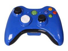 Xbox 360- Blue Devil Controller