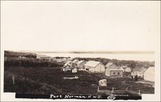 RP: Panorama , FORT NORMAN , NWT , Canada , 10-20s
