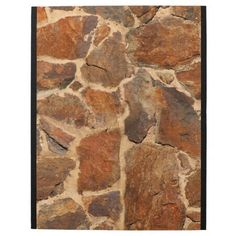 Rustic Stone Wall Structure Geology Challenge Jigsaw Game