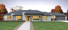Clarendon Homes, Double Storey House Plans, Facade House, House Facades, African House, Storey Homes, New Home Builders, Display Homes, New Homes For Sale