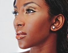 "The Thespian: Genevieve Nnaji - Known as the ""Julia Roberts of Africa,"" this Nigerian actress has appeared in more than 60 films and is spokesperson for several international campaigns. #WomenofPower"
