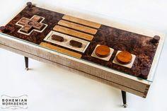 You Can Do it Youself: Nintendo Controller Coffee Table