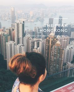 The Peak in Hongkong - how to get there and enjoy the spectacular view over Hongkong's skyline!