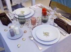 Decoration De Table Pour Deux