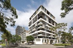 Turner | Projects Architecture Awards, Interior Architecture, Audi Australia, Elizabeth Street, Indoor Swimming Pools, Serviced Apartments, East Village, Private Garden, Pent House
