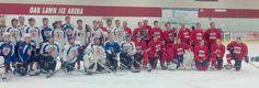 Hockey Saves™ game at Oak Lawn Arena!