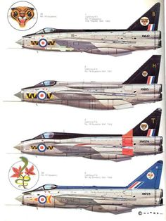 37 English Electric-BAC Lightning Page 30-960
