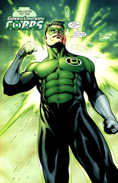 Kyle Rayner is a top member of the Green Lantern Corps from Earth and undoubtedly just as great as Hal Jordan. After the rest of the Corps was destroyed, he alone was selected to bear the last power ring and carry on the title. Although he acted alone for many years, when the Corps was reformed, his skill level gave him a position as an Honor Guard, only behind Salakk and the Guardians in the chain of command of the Corps.