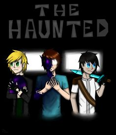The Haunted by SilverScreamer on DeviantArt
